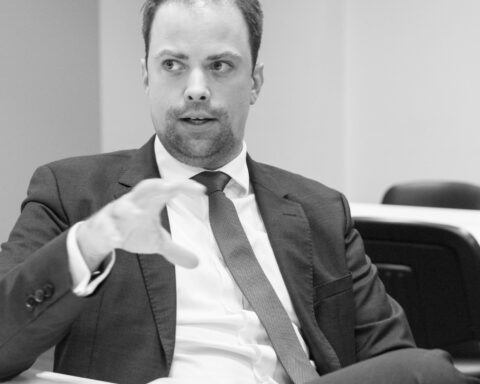Dr. Martin Fröhlich (Foto: Carl Brunn)